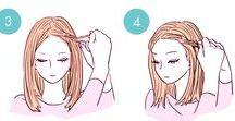 (U) pdo ② / Hair style tutorials