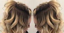 (U) pdo ~ / Hair Style