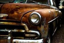 Pearls in the rust