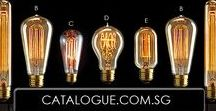 Lamps (tempert, industrial, wood, steampunk, crazy)