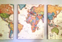Take Me There / My forte in university is Global Studies... obviously, I have the desire to travel every corner of the Earth.