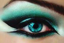 Farbige Kontaktlinsen / Wähle deine Wunschaugenfarbe - ganz leicht mit farbigen Kontaktlinsen! #Augen #Kontaktlinsen