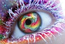 Crazy Design Contact Lenses / Photoshop or Reality? Die abgefahrendsten Ideen für #Kontaktlinsen // Most beautiful ideas for Contact Lenses