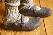 kenkiä / kenkiä ja tossuja