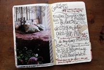 laita muistiin / muistikirjat, travellers notebook, fauxdori