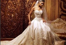 """Glamorous Brides / Go'in to the Chapel, go'in to get married..... brides, flower girls,  wedding day ideas and designs, for day of """"I Do's"""" / by gayle levraea"""