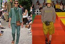 La Riñonera en la moda / Riñoneras en las paserelas creadas por diseñadores de #moda