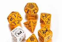 Savage Worlds/Deadlands/Wild Dice / Official dice for Savage Worls - Wild Dice and full Deadlands set.