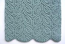 Breien, knitting