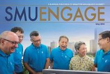 """SMU Conversations / """"All the world's a stage, and all the men and women merely players."""" Challenge that: Spark a conversation today. / by Singapore Management University"""