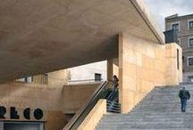 The Masters of Architecture / Le realizzazioni dei grandi autori dell'architettura mondiale