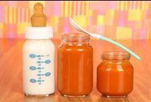 recettes bébé / by Sylvia