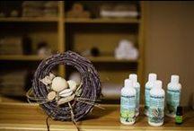 Wellness / The wellness area offers you massage, finnish sauna, infrared sauna, steam bath, salt chamber, jacuzzi and fitness room