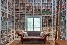 A Library of My Own / Someday... / by Hannah Moffat Loki Moriarty McManus
