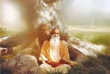 Swami Satchidananda / Here are some photos and related items of my teacher, Swami Satchidananda, that I found on Pinterest.