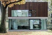 architecture / Rectangular achitecture - that I love.