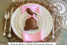 easter ideas / by Sharon Renaud