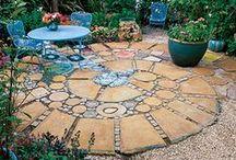 Kreatív kertek / Minden..., ami  megvalósítható kertünkben.....ötletek, stílusok, dekorációk.