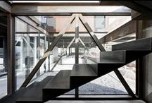 Stairs / Interior design | stairs