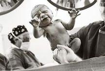 Beautiful birth moments