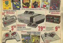 G @ M € $ / R€Tr0 --> Nintendo// Sega// ...