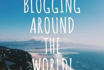 Blogging around the current world! / This board focuses on blogs related to the world in which we live and our experiences :-)  If you would like to join this board, send an email to mandy@mandyhalgreen.com and I will add you!