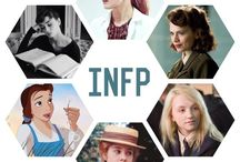 INFP Personality.☆