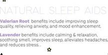 Good Night Sleep / Sleep is one of the most important aspects of your life. You need it for energy, stress management, and to not gain weight! Try Hyten's all natural sleep aid, DreamEasy, to ensure a restful night's sleep.