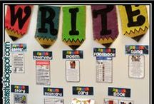 Writing / This board is dedicated to great writing ideas for the elementary classroom! Here you'll find great ideas for your preschool, Kindergarten, 1st, 2nd, 3rd, 4th, 5th, or 6th grade classroom (and even homeschool families!). Whether you're needing writing inspiration, ideas for writing centers, or anything else related to writing - you've come to the right place!