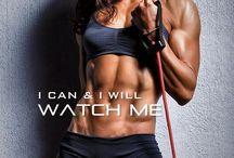 health & fitness / by Nan Klinedinst Williams