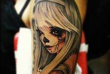 Tattoos / by Nan Klinedinst Williams