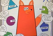 Geometry / Geometry - shapes, angles, and more - can all be found right here! If you're covering various geometric concepts in your preschool, Kindergarten, 1st, 2nd, 3rd, 4th, 5th, or 6th grade classroom - you're going to love the great ideas, resources, activities, and FREE downloads included at this board! Homeschool families will find great things to use as well!