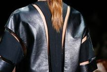 LEATHER / Leather is everything Materials to amazing cuts