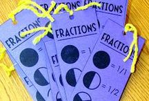 Fractions / Help your elementary students practice their fraction knowledge with the ideas, resources, activities, and FREE downloads located at this board. You'll find great ideas for your 1st, 2nd, 3rd, 4th, 5th, and 6th grade classroom or homeschool here!