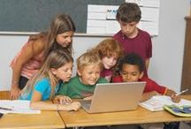 Technology / Technology is a MUST in today's classroom! Give your students a life advantage by finding ways to incorporate technology into your lessons each day. Stick around to see great ideas for computers, interactive boards, ipads, and LOTS of other great technology! Ideas for the preschool, Kindergarten, 1st, 2nd, 3rd, 4th, 5th, and 6th grade classroom or homeschool found here!