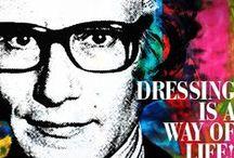 YSL ubiera modę w słowa / Fascynujące cytaty autorstwa Yves Saint Laurent #YvesSaintLaurentFilm