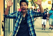 Misha Collins / Actor, Baker, Candlestick Maker