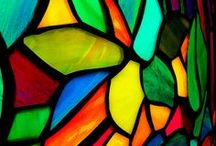 STAINED GLASS I ADORE. VITRALES QUE ME ENCANTAN.