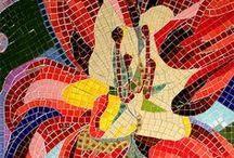 MOSAIQUE.WHAT A BEAUTIFULL !!.QUÉ MOSAICOS BELLOS! / by RAPHAEL PUELLO GALLERY