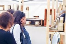 Craft Show Survival Tips / Get through your next craft show or handmade market with these survival tips to help makers and creatives thrive!  #crafter #handmadebusiness #handmadeartist #entrepreneur #smallbusiness