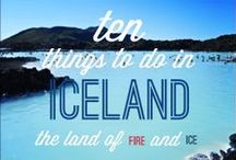 Bucketlist 2015/2016 / Iceland, Scotland, Chile, Mexico, Barcelona, Stockholm, Kopenhagen