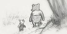 pooh bear bedroom