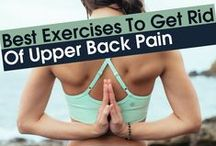 Back Pain / Back pain news and products to help you improve your posture and reduce back pain.