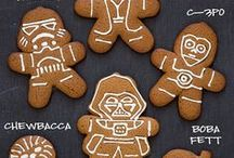 Star Wars Inspired Food Ideas / In a galaxy far far away this is the place to come for all your Star Wars food ideas!