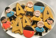 Star Trek Inspired Food Ideas / Recipes that boldly go where no one has gone before!