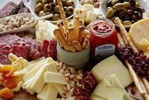 Fromage Friday Ideas! / Cheese boards and charcuterie galore!