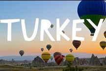 Travel to Turkey / Things to do in Turkey and useful travel tips to plan your trip to Turkey