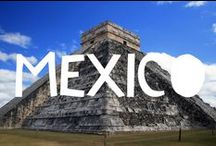 Travel to Mexico / Travel itinerary and Things to do in Mexico and useful travel tips to plan your trip to Mexico