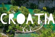 Travel to Croatia / Things to do in Croatia and useful travel tips to plan your trip to Croatia