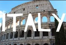 Travel to Italy / Things to do in Italy and useful travel tips to plan your trip to Italy